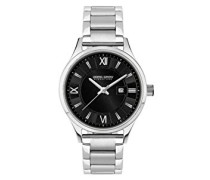 Armbanduhr XS Analog Quarz Edelstahl JGS2581B