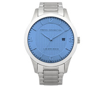 Herren-Armbanduhr Analog Quarz Edelstahl FC1210SM