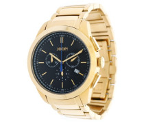 ! Armbanduhr Analog Quarz Edelstahl JP100711F06U