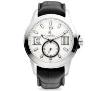Armbanduhr Luxus Analog Quarz Leder -132-6705-84
