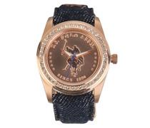US Polo Association -Armbanduhr Analog USP5216RG_RG