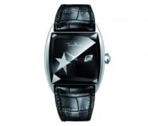4709602 – Armbanduhr Analog Damenuhr mit Lederarmband