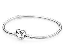 Damen-Armband 925 Silber 17.0 cm - 590719-17
