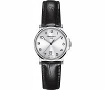Armbanduhr XS Analog Quarz Leder C017.210.16.032.00