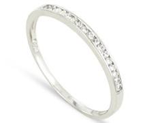 Ringe 925 Sterling-Silber Silber Cubic Zirconia