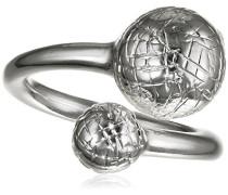 Damen-Ring Quitness Versilbert