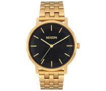 Analog Quarz Uhr mit Edelstahl Armband A1057-2042-00