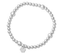 Armband für Charms elastisches 925 Sterling Silber MS149B