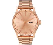 Analog Quarz Uhr mit Edelstahl Armband A356-897-00