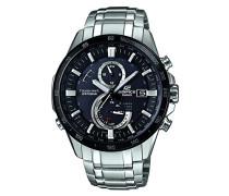 HerrenChronograph Quarz mit Edelstahl Armbanduhr EQW A1400DB 1AER