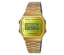 Unisex Erwachsene-Armbanduhr A168WEGM-9EF