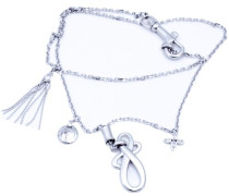 Damen-Halskette 925 Silber JPNL90289A700