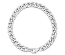 Armband 925 Sterling Silber Panzer 19cm MBS006B