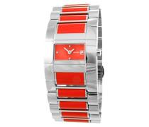 Damen-Armbanduhr Analog Quarz Edelstahl 505532