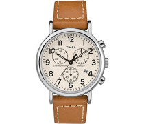 Weekender Unisex-Armbanduhr TW2R42700