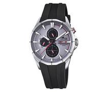Herren-Armbanduhr Analog Quarz Plastik 18320/3