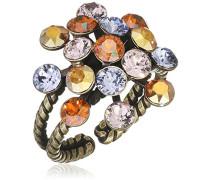 Ring Magic Fireball Messing Glas mehrfarbig Ringgröße verstellbar - 5450543301648
