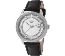 Herren-Armbanduhr Man ES106361002 Analog Quarz