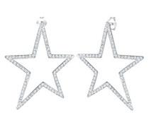 Ohrstecker 925 Sterling Silber Kristall 0302840118