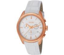 Armbanduhr Aspire Swiss Made Chronograph Quarz Leder JP101042S03