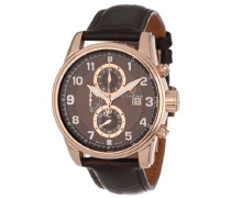 Herren- Armbanduhr Chronograph Quarz SC0309