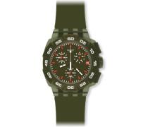 Herren-Armbanduhr Grün Hero SUIG401