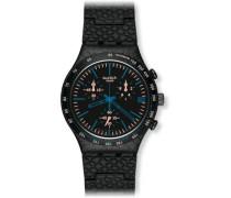 Herren-Armbanduhr Reptile Blue YCB4016AG