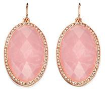 Costume Speicher, versilbert, rosa und Preciosa klaren Kristall