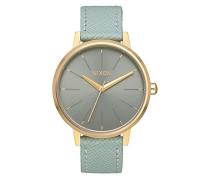Analog Quarz Uhr mit Leder Armband A108-2814-00