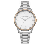 Damen-Armbanduhr KM167SRGM