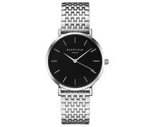 Damen Digital Uhr mit Edelstahl Armband UEBS-U25