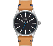Uhr Digital mit Lederarmband – A377-2299-00