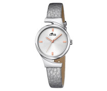 Damen Analog Uhr mit Leder Armband 18342/1