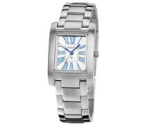Damen-Armbanduhr Solid Analog Quarz Edelstahl