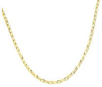Halskette 9 Karat 375 Gelbgold 141 cm 0