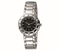 Damen-Armbanduhr XS Analog Edelstahl EL101112F06U
