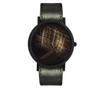 Unisex -Armbanduhr  Analog  Quarz Leder 8713.0