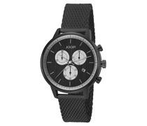 ! Armbanduhr Eric Chronograph Quarz Edelstahl JP101591004