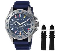 Herren-Armbanduhr NAPMIA008
