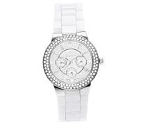 Armbanduhr Analog Quarz Premium Keramik Diamanten - STM15S2
