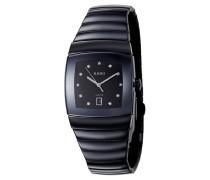 Armbanduhr Analog Quarz Keramik 129.0724.3.075