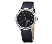 M-WATCH Armbanduhr Helvetica No1 Regular 40mm Analog Quarz MH1.R2220.LB