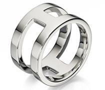 FASHIONRING 925 Sterling-Silber Silber