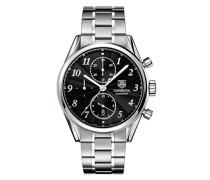 Armbanduhr Chronograph Automatik Edelstahl CAS2110.BA0730