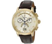 Herren- Armbanduhr Analog Quarz SC0179