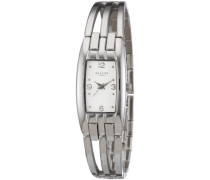 Damen-Armbanduhr Analog Edelstahl 12220703
