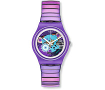 Digital Quarz Uhr mit Edelstahl Armband GV129A