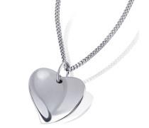 Herz-Halskette Herz 925 Sterlingsilber Herzanhänger