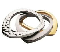 Damen-Ring Drops Edelstahl