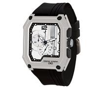 Armbanduhr Chronograph Quarz Kautschuk JG7100-22